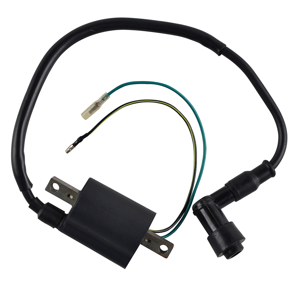 Honda Cl100 Electrical Wiring Diagram 6v Ignition Coil Wire With Cap For Cb100 Cb125s Cl 100 Xl100 30400 107 007