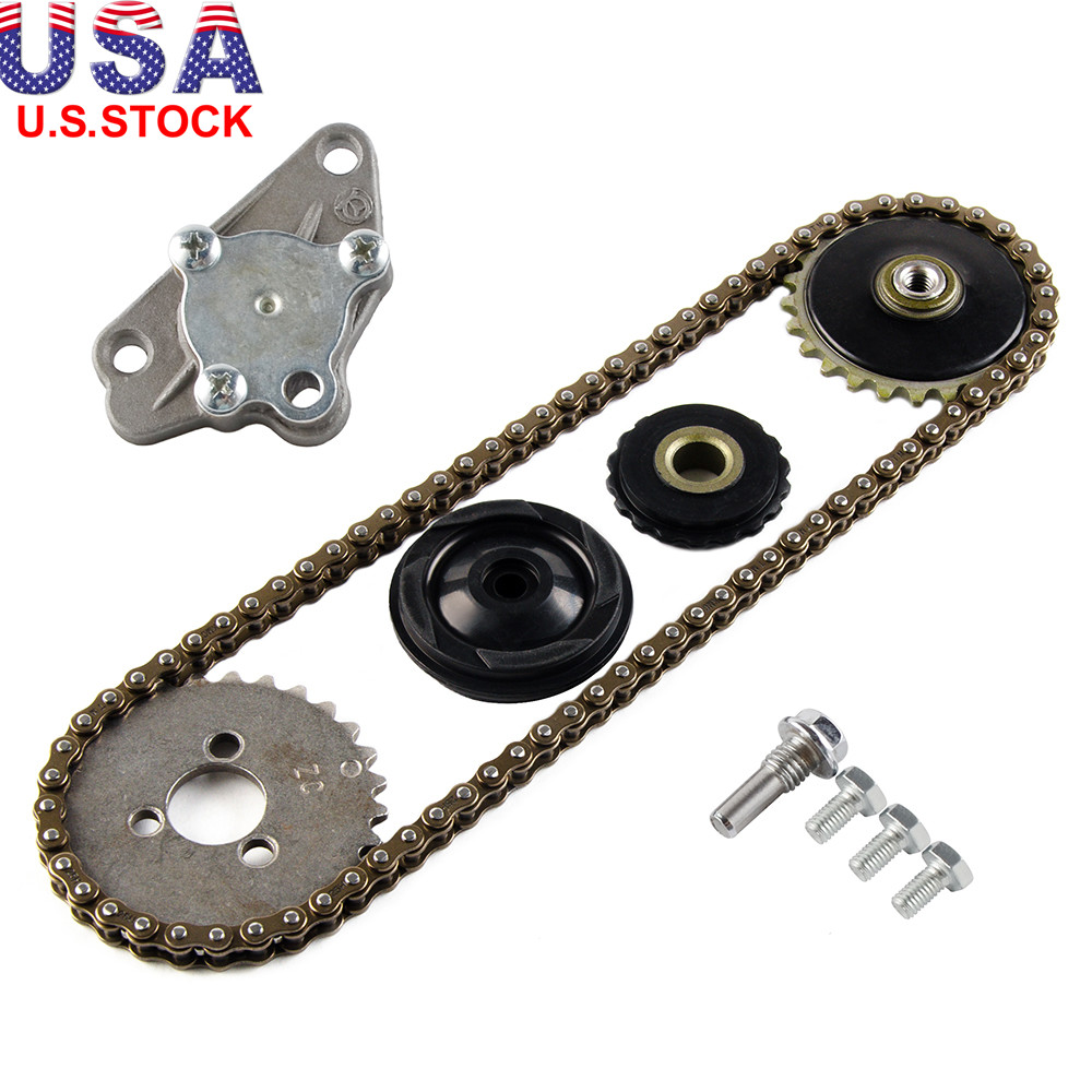 Honda C Crf CL Sl XL XR 70 Tension Pulley Timing Chain Original New Scooter Cam