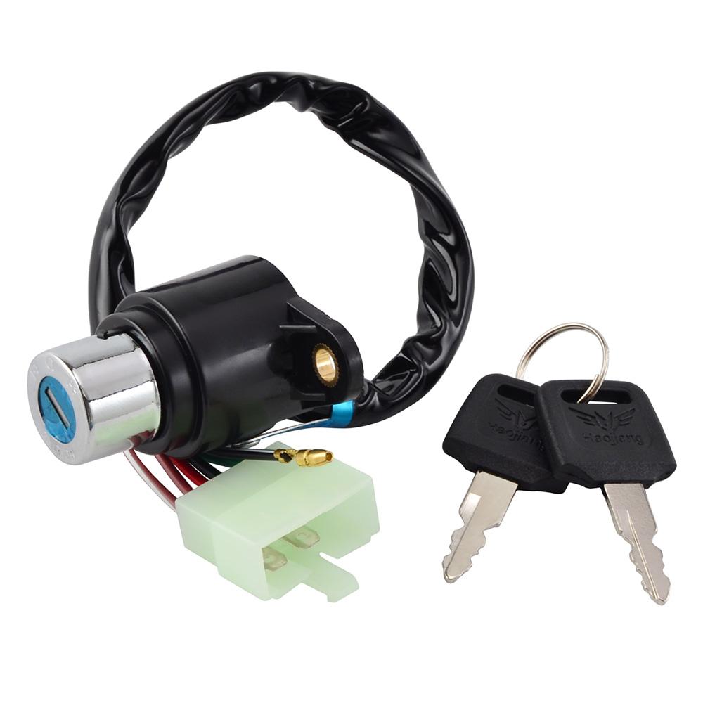 6 Wire Ignition Key Switch For Honda Cm400a Cm400c Cm400e Cm400t Electrical Wiring Diagram Of Cm400tcm450a Cm450c E