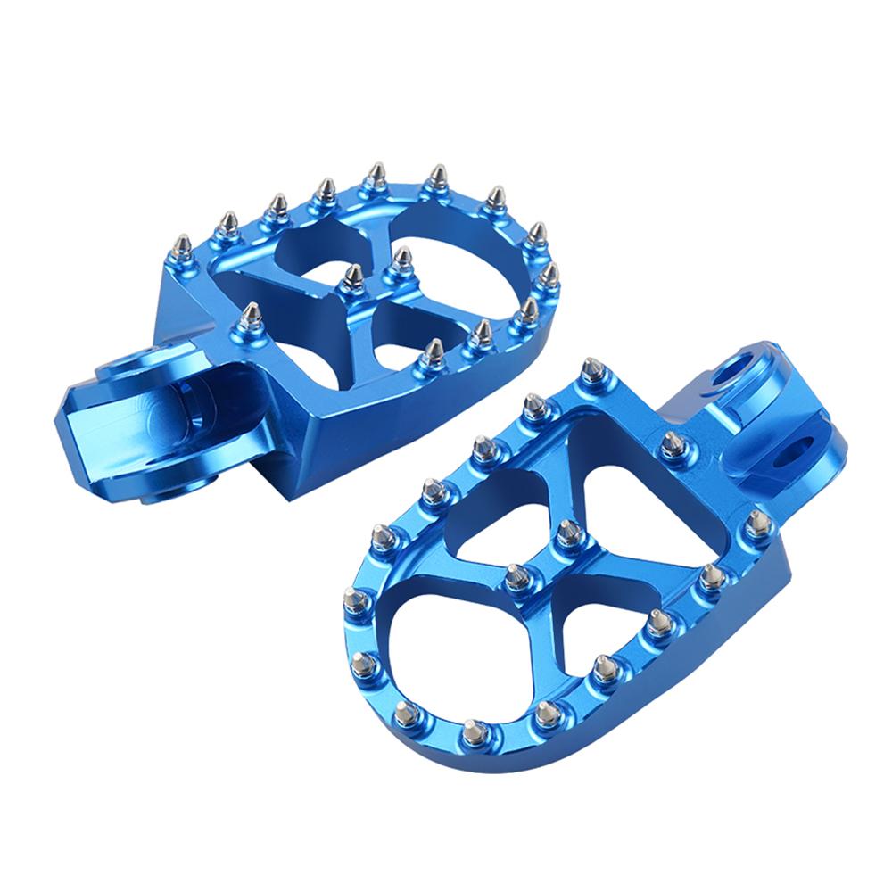 NiceCNC Foot Pegs Footrests Wide For KTM 150-300XC 250-450XC-F 200-530XC-W//XCF-W