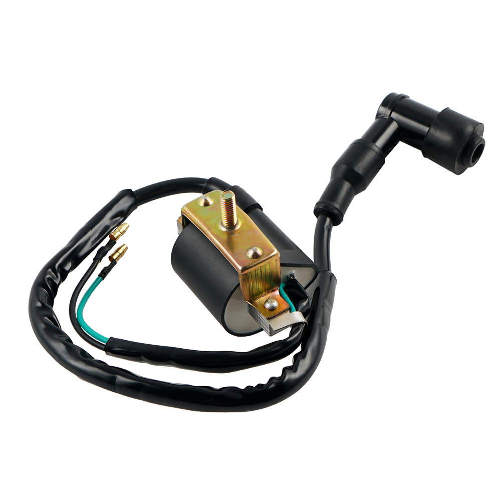 2 wires Ignition Coil 6V For Honda Z50 CT70 C70 XL70 SL70 S90 C90 Moped  Scooters | eBayeBay