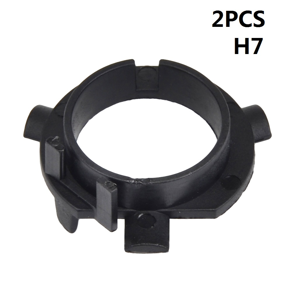 H7 LED Bulb Lamp Holder Adapter Socket Base for Hyundai Santa Fe//Grand SantaFe