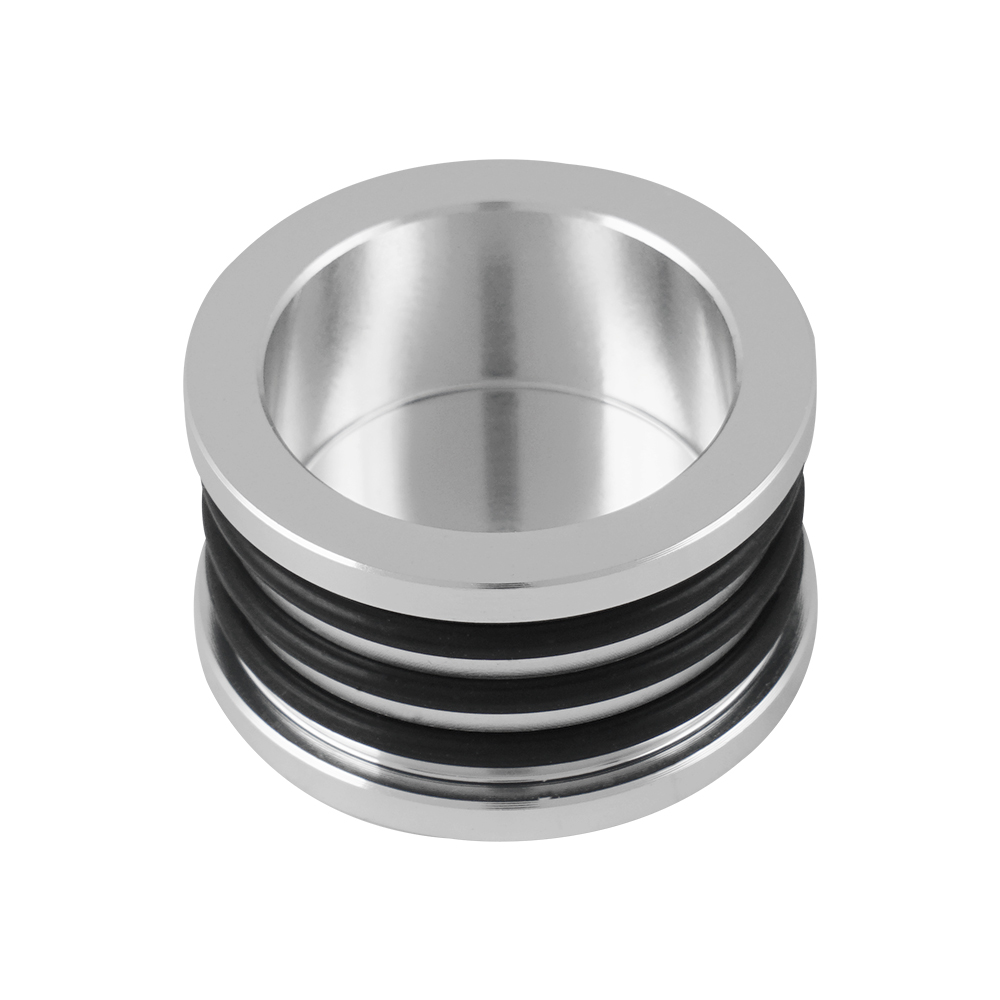 ALUMINUM O-RING CAM SHAFT SEAL CAP PLUG Fit B16 B18 B20 GSR ENGINE  NEO CHROME