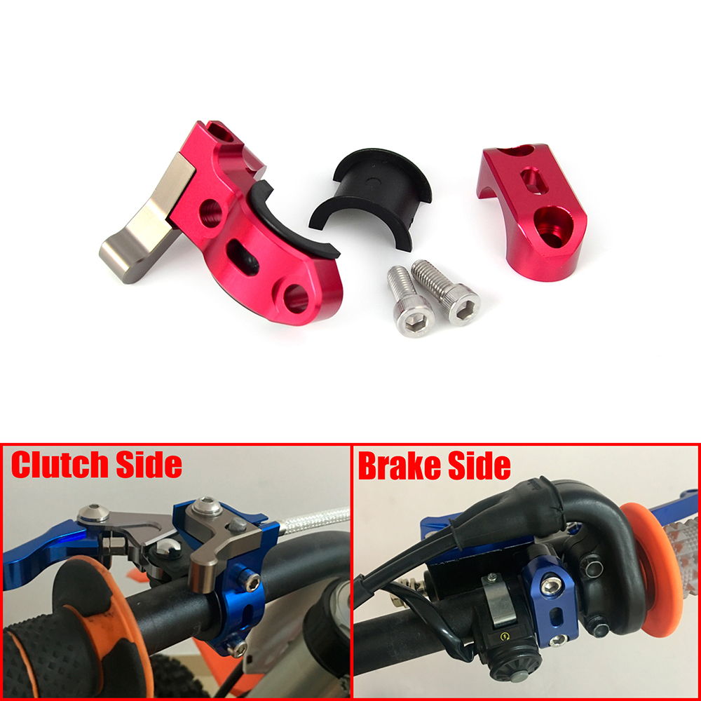 CNC Brake /& Clutch Lever Set For Honda CRF150R CRF250R CRF250X CRF450X 2005-2016