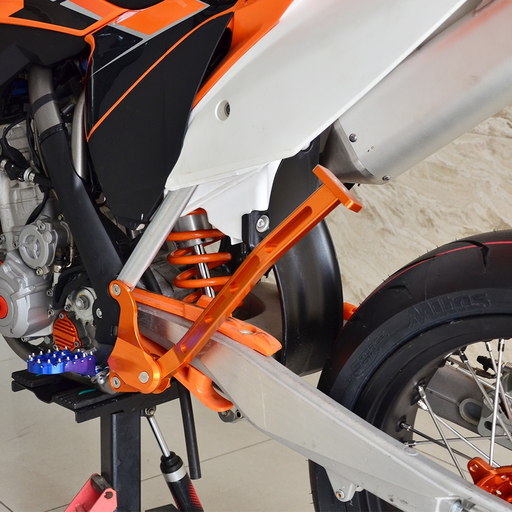 What Does Cnc Stand For >> NiceCNC Kickstand Kick Side Stand For KTM 125 150 250 350 450 SX SXF 2012-2016 | eBay